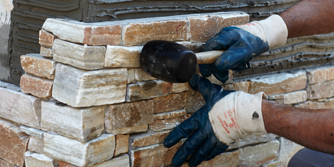 Instalación de Stonepanel en fachadas