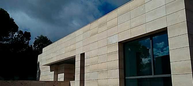 Caliza Capri en una vivienda en Madrid