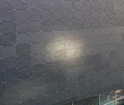Anclajes para fachadas ventiladas de piedra cupa stone - Fachada ventilada piedra natural ...