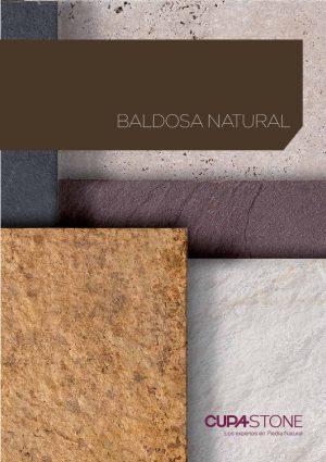 Catálogo Baldosa Natural 2016 - Español
