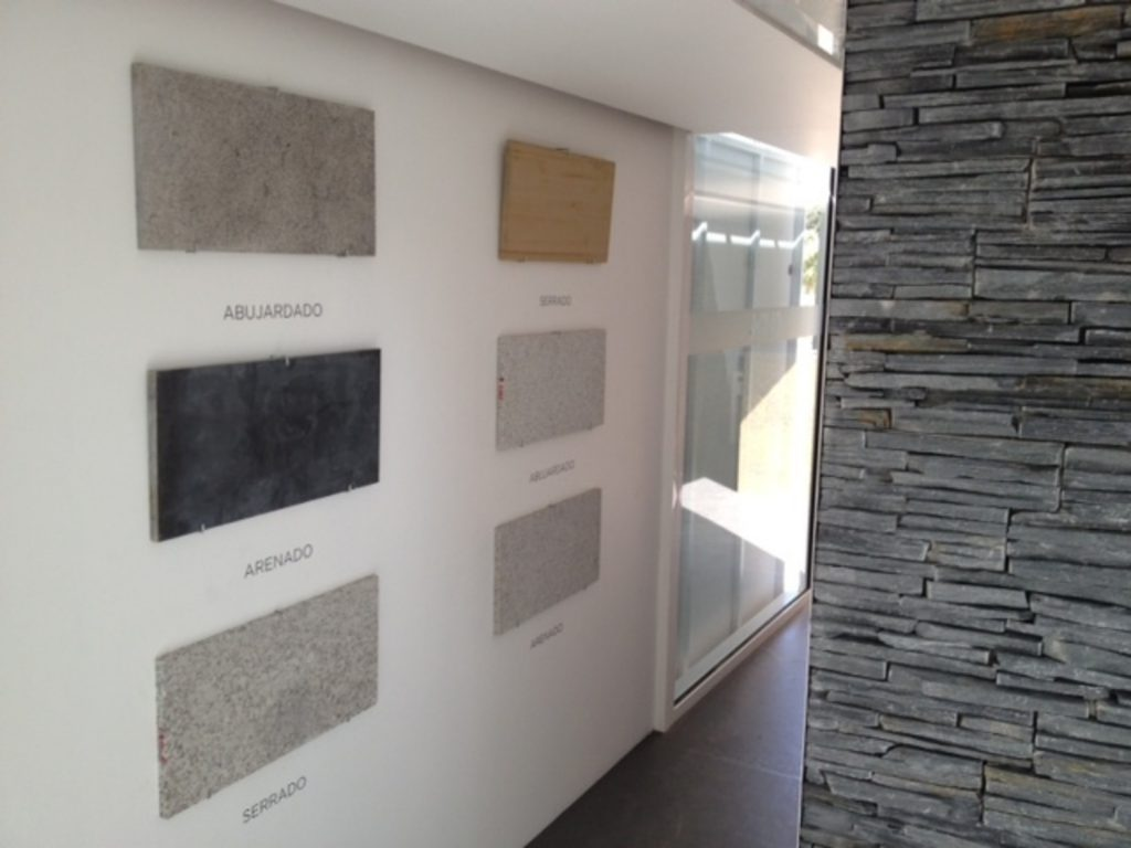 showroom Cupastone Cataluña en Malgrat de Mar