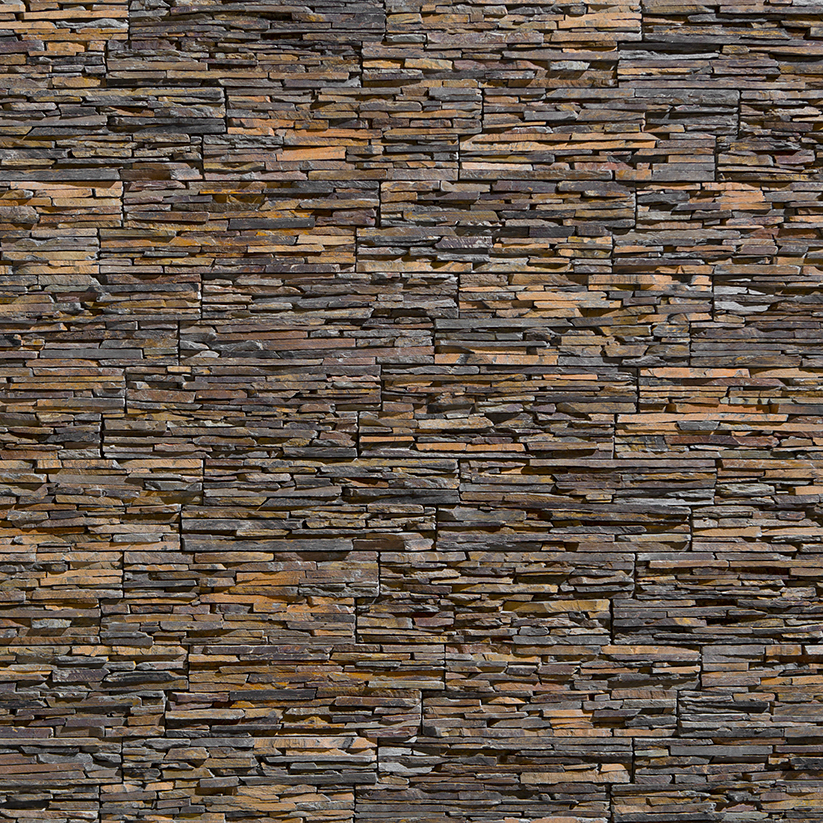 Stonepanel laja multicolor cupa stone - Pared de piedra interior ...