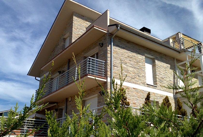 Cuarcitas de Villafranca para fachadas ventiladas