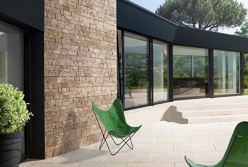 Los materiales sostenibles también se utilizan en la decoración interior del hogar