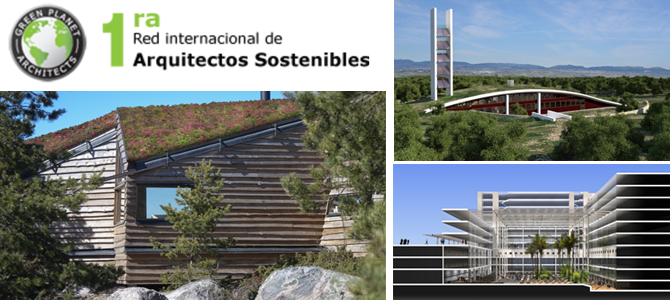 Red internacional de arquitectura sostenible