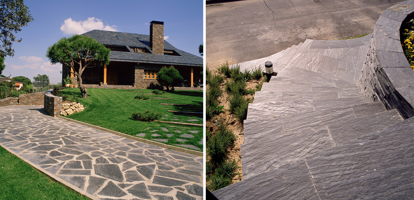 Filita moar principales usos para interior y exterior for Piedra natural para exterior