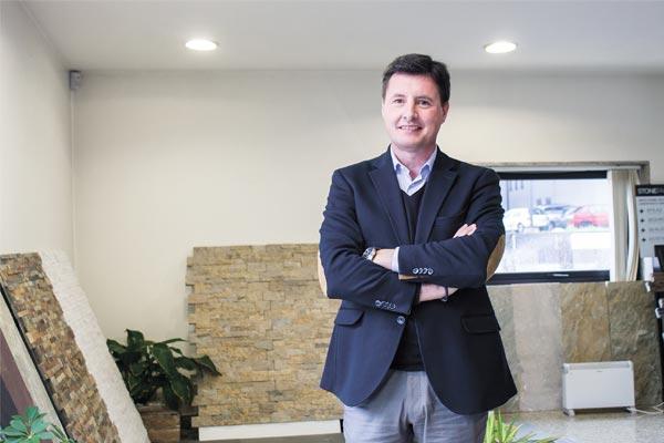 Carlos Mendes, director de CUPA STONE PORTUGAL