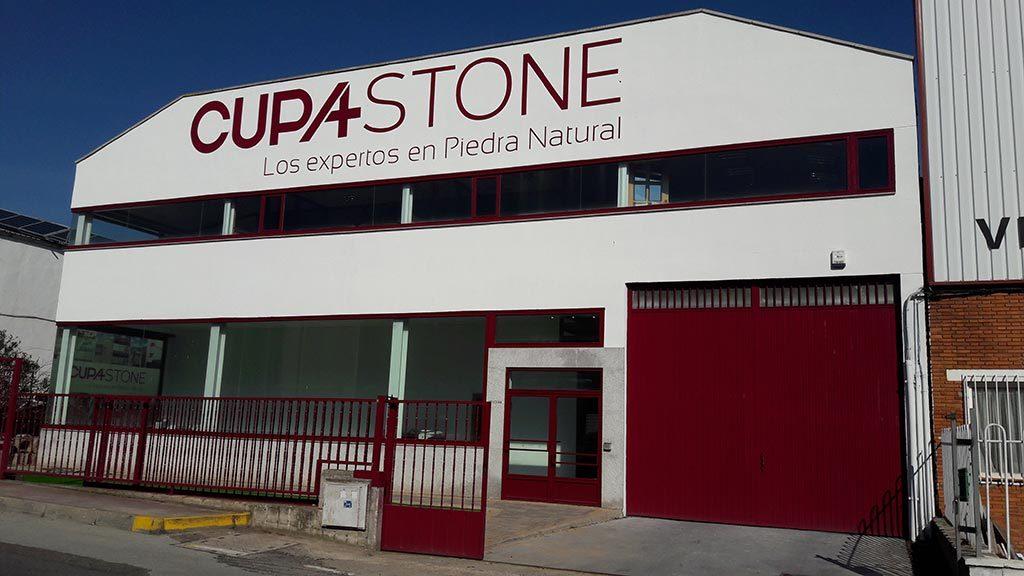 Cupa stone Salamanca exterior