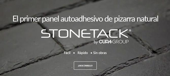 Nueva web de STONETACK