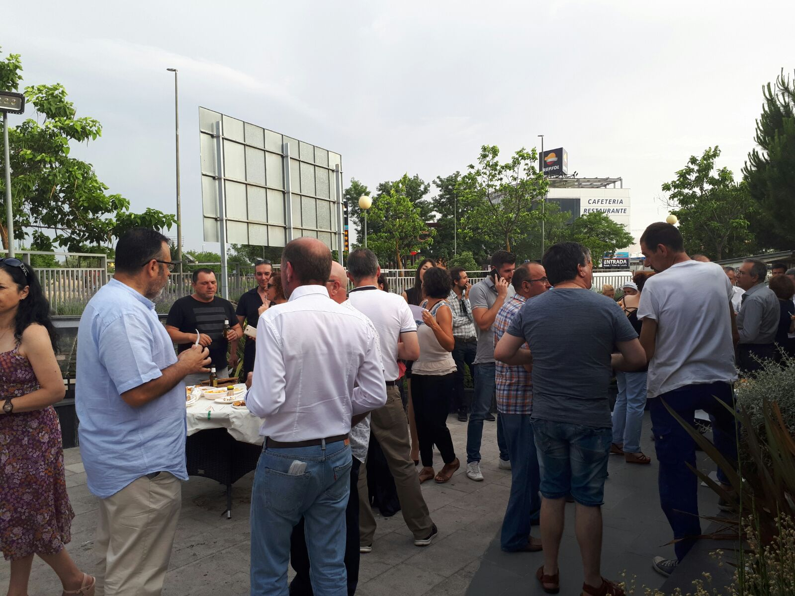 Evento CUPA STONE Madrid