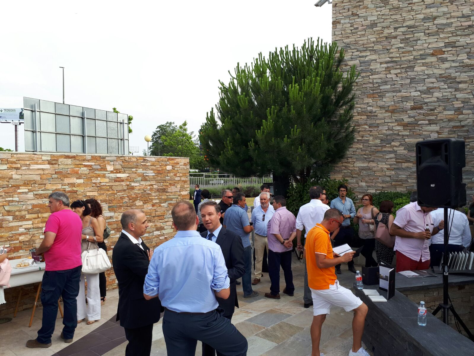 Evento CUPA STONE Madrid