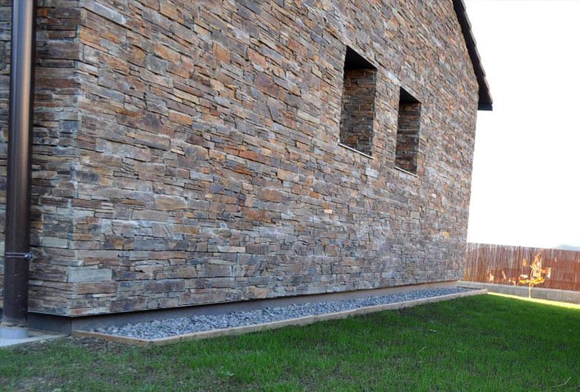 Fachadas de piedra natural: Stonepanel