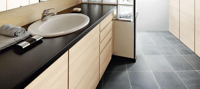 Ideas de decoración con piedra natural en los baños