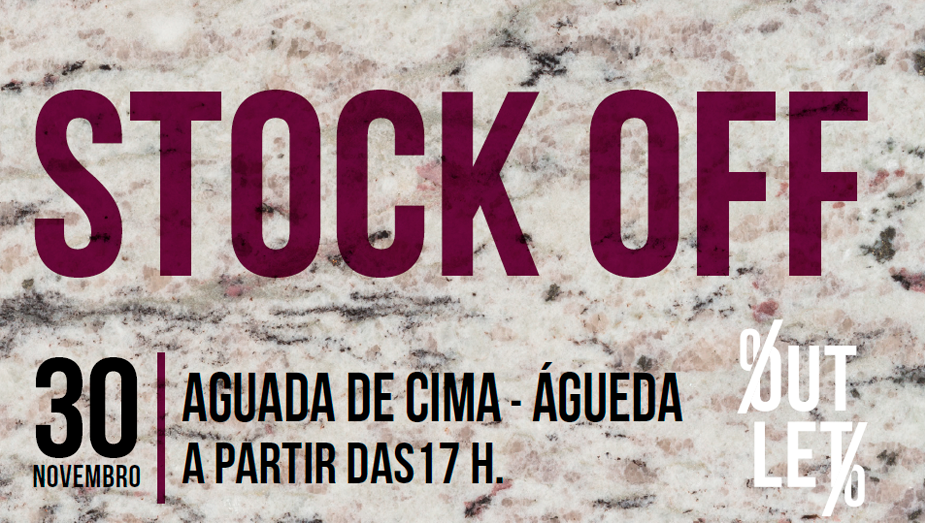 Outlet CUPA STONE Águeda