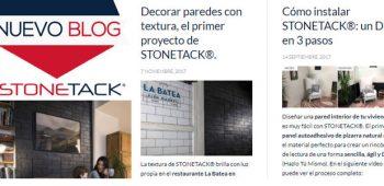 Nuevo blog de Stonetack