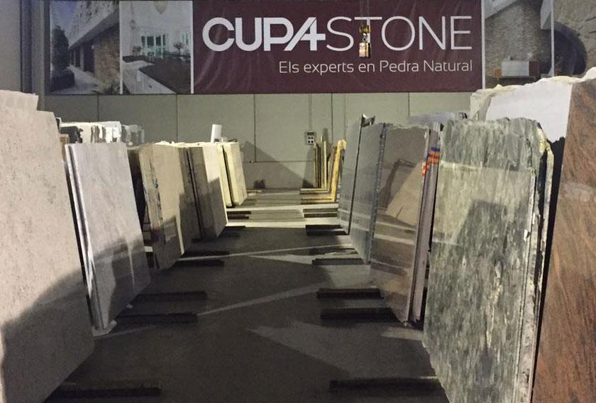 Punto de venta de CUPA STONE en Parets del Vallès