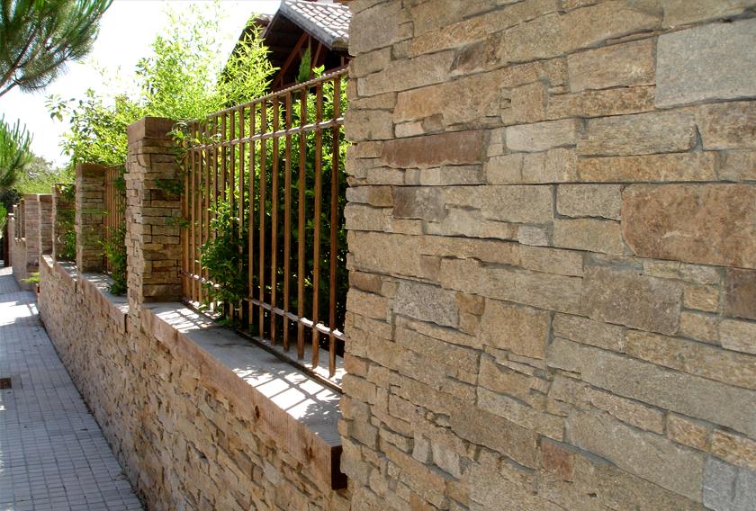 Stonepanelsylvestre 3 Ejemplos De Como Utilizarlo En Tu Casa - Muros-exteriores