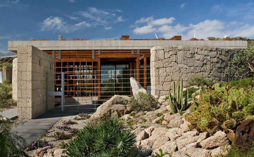 Arquitectura bioclimática en el ITER de Tenerife