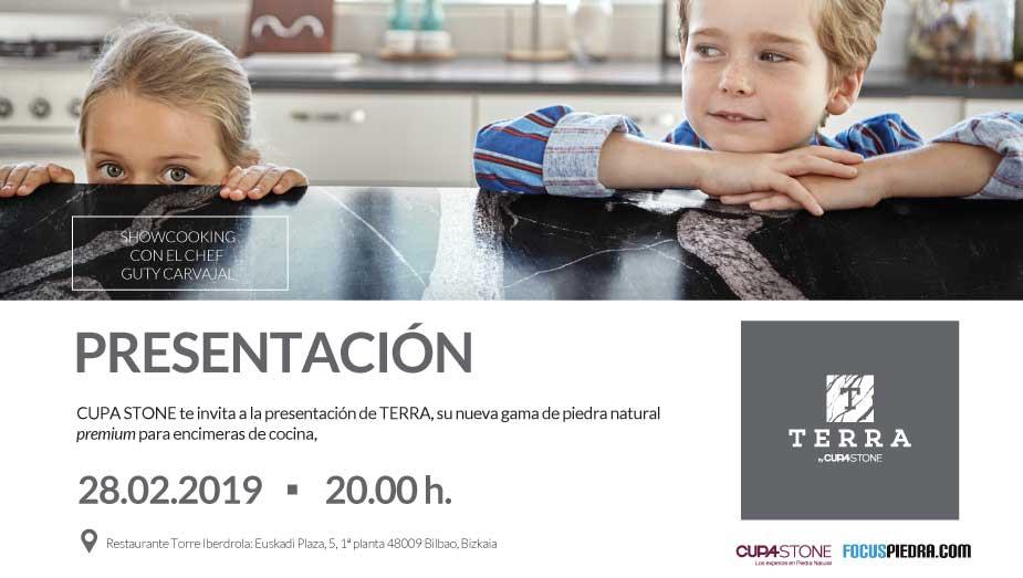 Presentación de TERRA en Bilbao