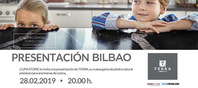 Presentación en Bilbao