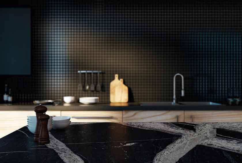 Granito ARCANO de la nueva colección TERRA de CUPA STONE