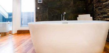 Piedra natural para baños