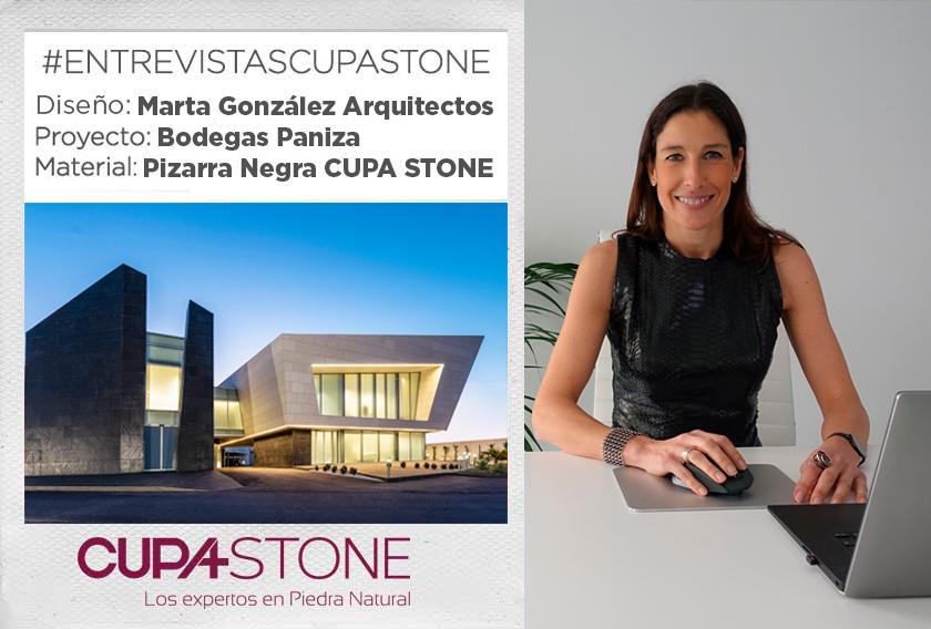 Entrevista con Marta González Arquitectos