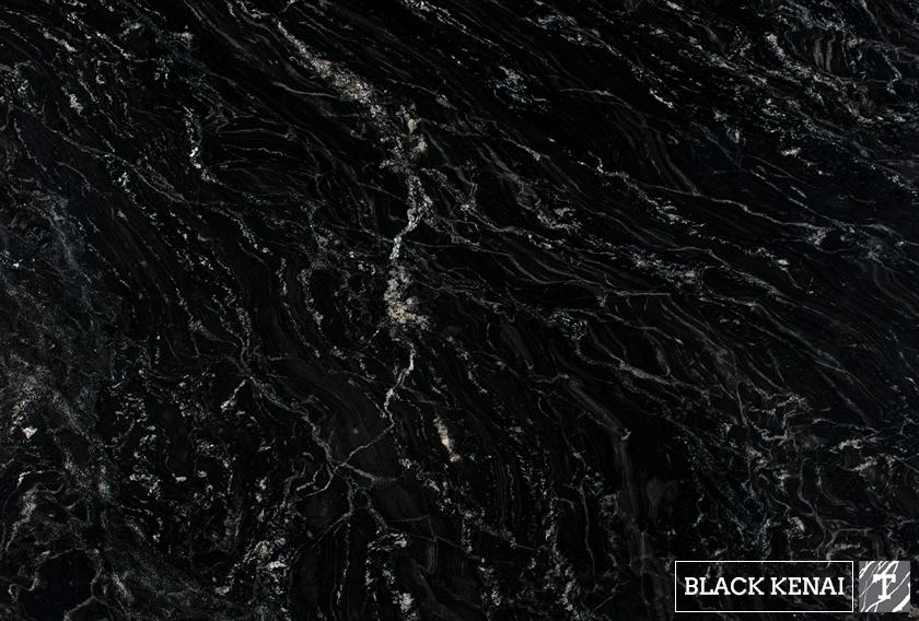 Textura del Black Kenai