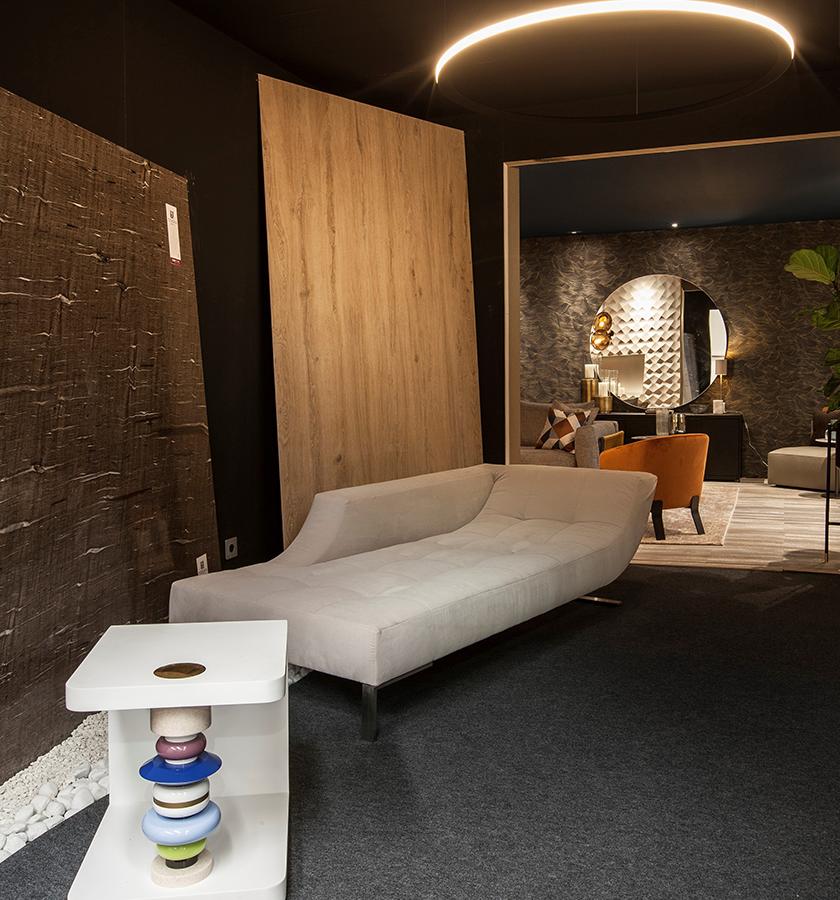 Espacio de CUPA STONE en Marbella Design