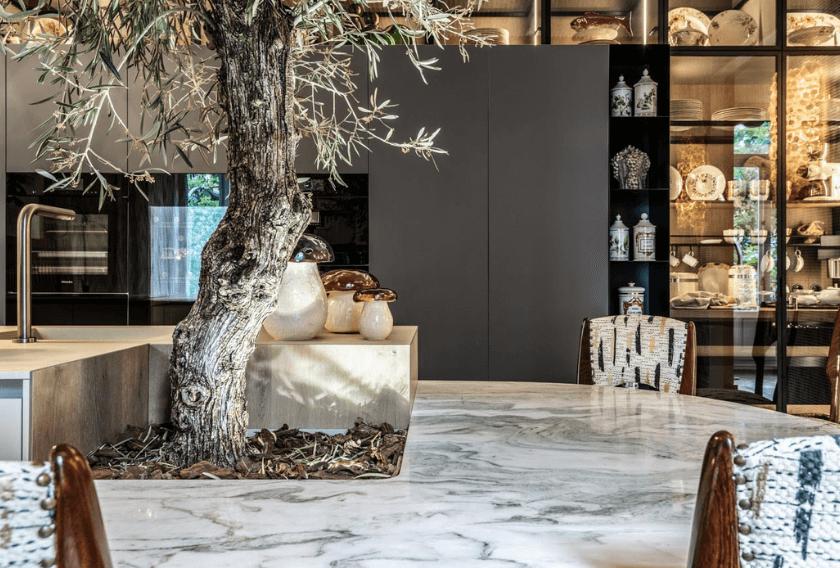 Casa Decor 2020 | Espacio Moretti Cocinas, AS Interiorista | Fotografía:  Nivelarte